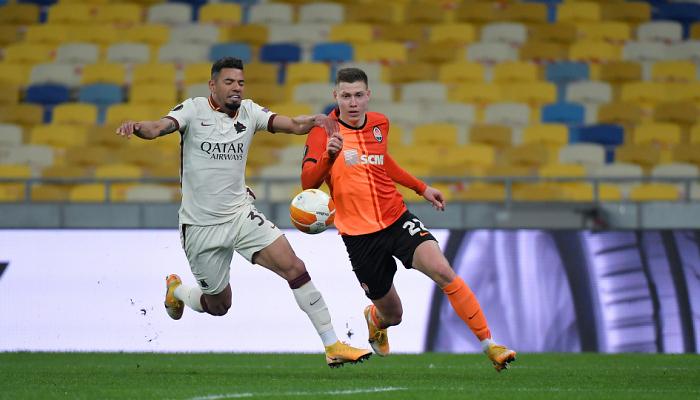 Україна втратила право на пряму путівку в Лігу чемпіонів в сезоні 2022/23