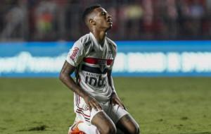 Сан-Паулу продаст игрока, чтобы рассчитаться с Динамо за Че Че