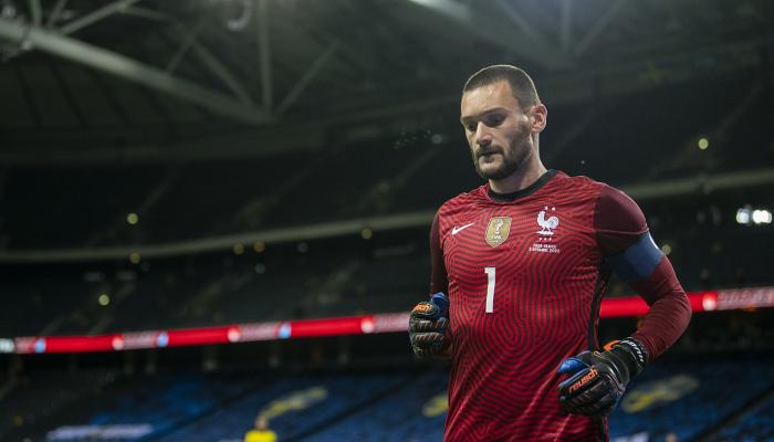 Льоріс зрівнявся з Анрі за кількістю матчів за сбірную Франції