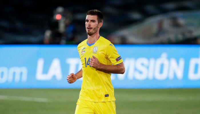 Хавбек сборной Украины Харатин выздоровел от коронавируса