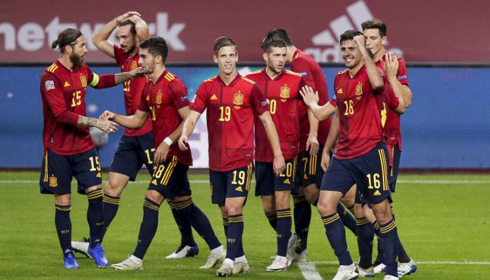 Сборная Испании объявила состав на матчи отбора на ЧМ-2022