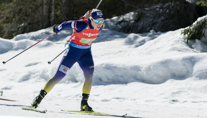 Тандреволд выиграла масс-старт в Эстерсунде, Джима — 12-я