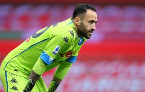 Вратарь Наполи Оспина может перейти в Ювентус