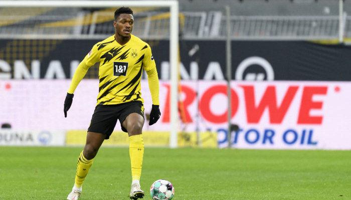 Захисник Борусії Д Загаду вибув до кінця сезону через травму коліна