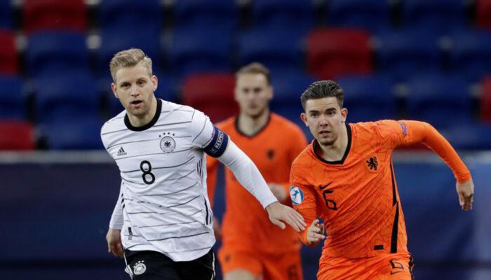Чемпіонат Європи U-21: Німеччина зіграла внічию з Нідерландами, Іспанія – з Італією