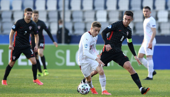 Чемпионат Европы U-21: Португалия победила Англию, Швейцария уступила Хорватии