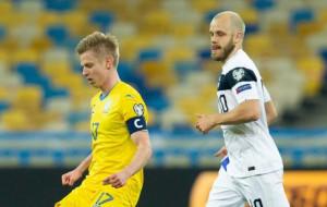 Україна – Фінляндія. Відео огляд матчу за 28 березня