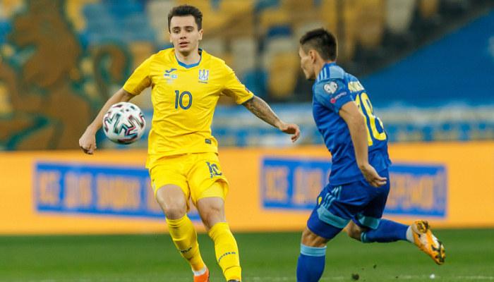 Україна – Казахстан. Відео голів та огляд матчу