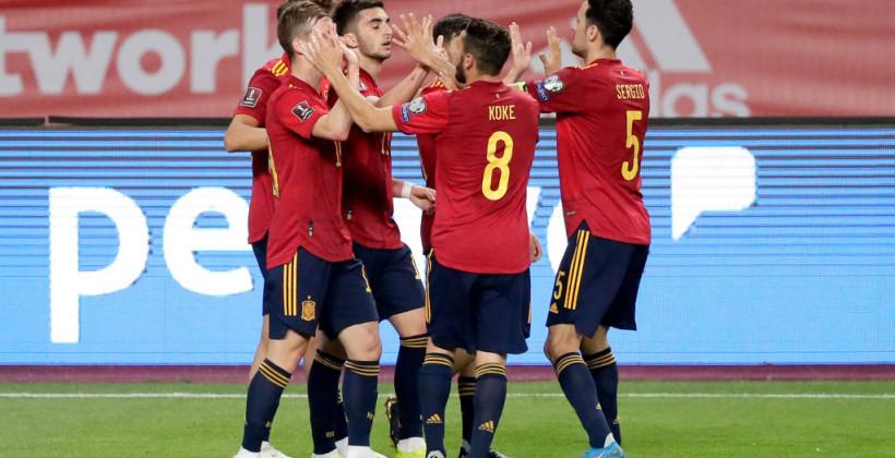 Испания на своем поле обыграла Косово в отборе на ЧМ-2022