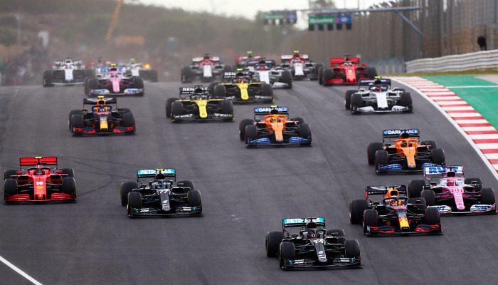 Гран-при Португалии состоится 2 мая