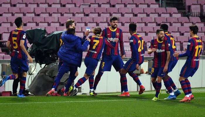 Барселона - Уэска где смотреть в прямом эфире видеотрансляцию матча