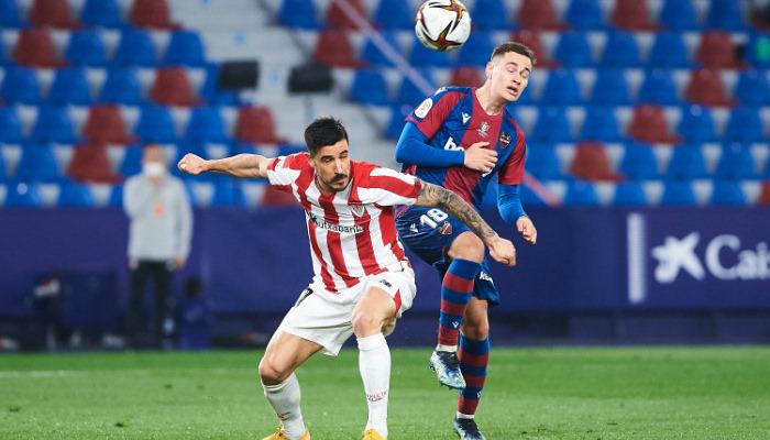 Атлетик в овертаймі переміг Леванте і вийшов у фінал Кубка Іспанії