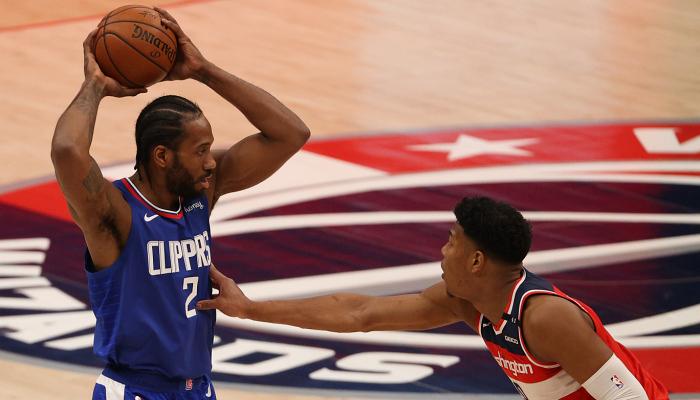 НБА: Вашингтон без Лэня победил Клипперс, Бостон сильнее Торонто