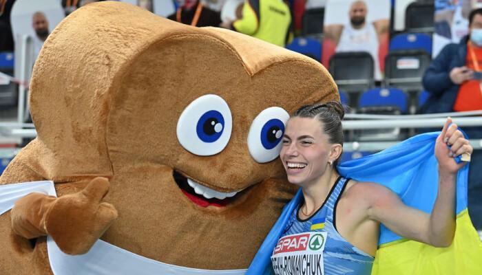 Бех-Романчук с лучшим результатом сезона стала чемпионкой Европы в прыжках в длину