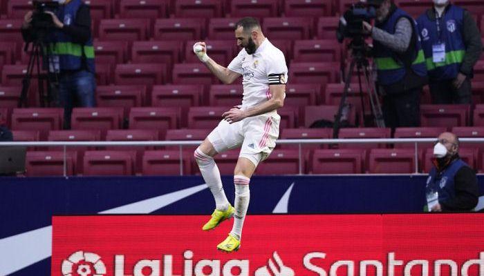 Бензема догнал Рауля по количеству голов в Лиге чемпионов