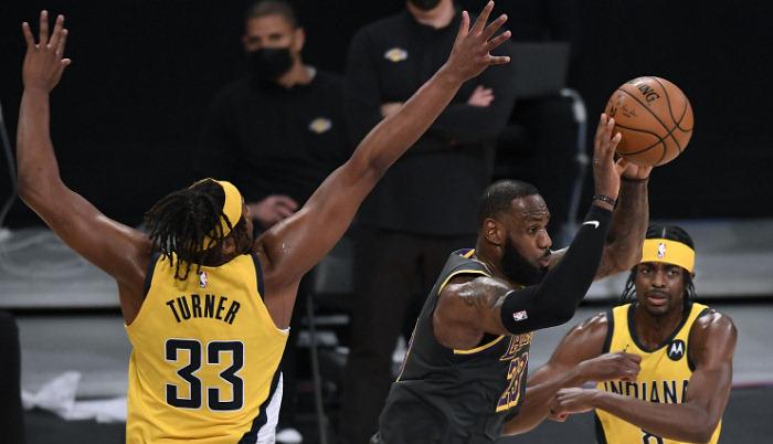 НБА: Лейкерс обіграли Індіану, Юта перервала невдалу серію
