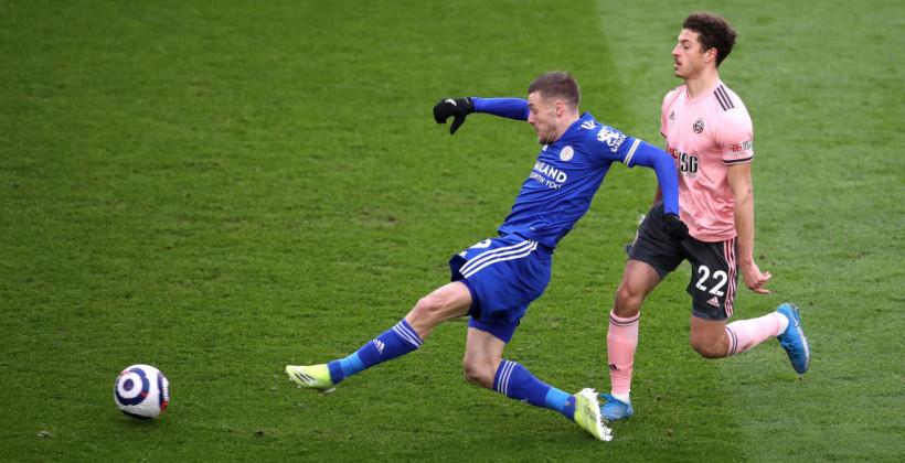 Хет-трик Ихеаначо помог Лестеру разгромить Шеффилд Юнайтед