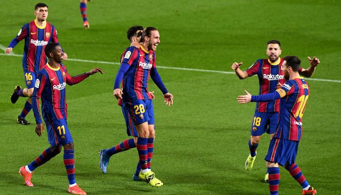 Барселона - Вальядолид где смотреть в прямом эфире трансляцию матча