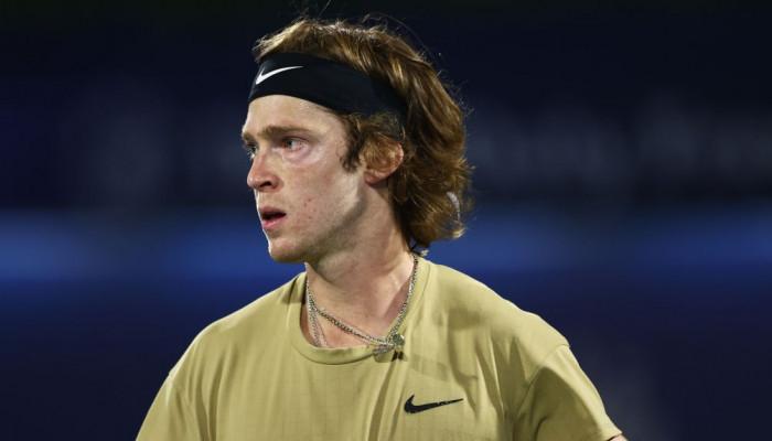 Рубльов і Шаповалов вилетіли в полуфіналі турніру ATP у Дубаї