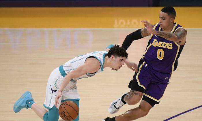 НБА: Лэнь помог Вашингтону победить Юту, Лейкерс выиграли четвертый матч подряд
