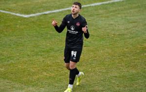 19-летний украинец Шуранов забил второй гол в сезоне за Нюрнберг (видео)