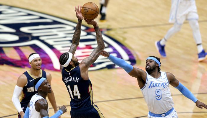 НБА: Лейкерс проиграли третий матч подряд, Бруклин сильнее Портленда
