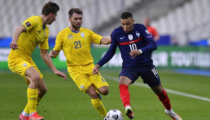 Украина – Франция когда и где смотреть трансляцию матча отбора на ЧМ-2022