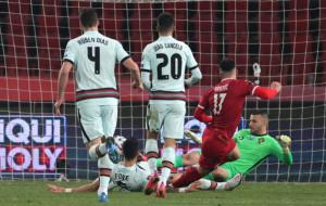 Сербия — Португалия. Видео обзор матча за 27 марта