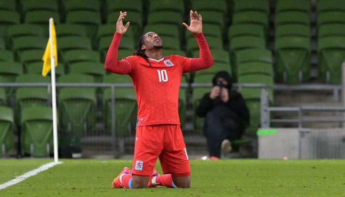 Гол Жерсона принес Люксембургу победу над Ирландией в отборе на ЧМ-2022