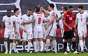 Албания — Англия. Видео обзор матча за 28 марта