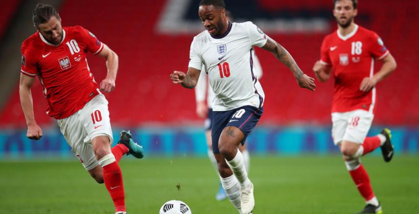 Англія вирвала перемогу над Польщею у відборі на чемпіонат світу