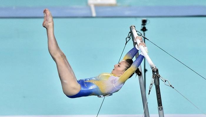 Збірна України визначилася з попереднім складом на чемпіонат Європи зі спортивної гімнастики