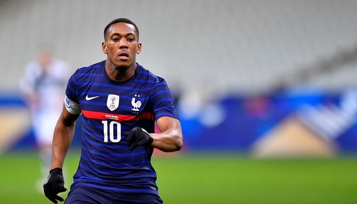 Марсьяль уникнув серйозної травми в матчі за збірну Франції