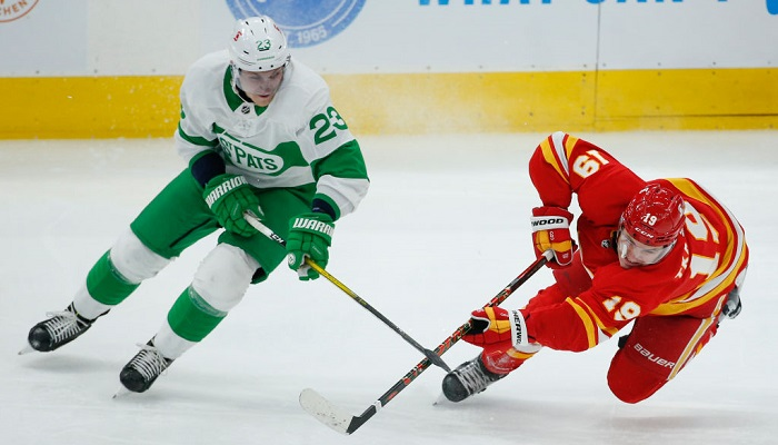 НХЛ: Торонто мінімально програв Калгарі, чергові перемоги Вегаса і Вашингтона