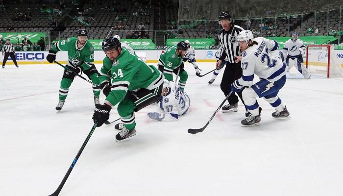 Тампа Даллас НХЛ