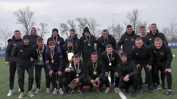 Таврия впервые выиграла Кубок Крыма