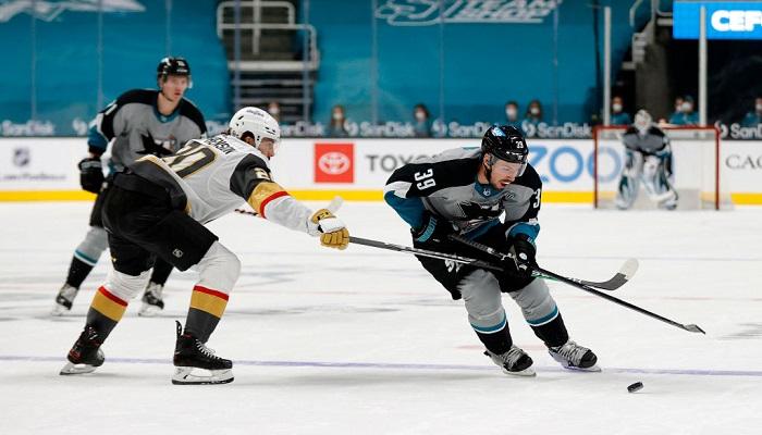 Сан-Хосе Вегас НХЛ