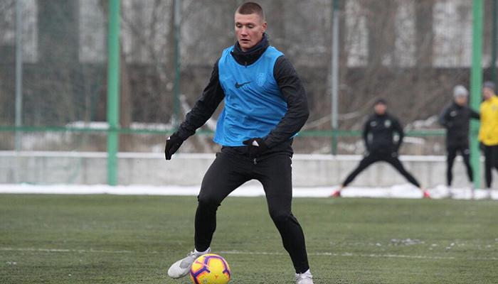 Захисник Олександрії Семенов перейшов у Кремінь на правах оренди