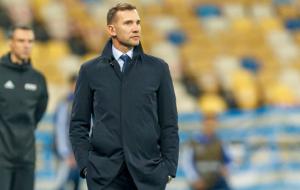 Шевченко: «Матч с Бахрейном? Нам нужен такой соперник, игра с которым даст много информации»