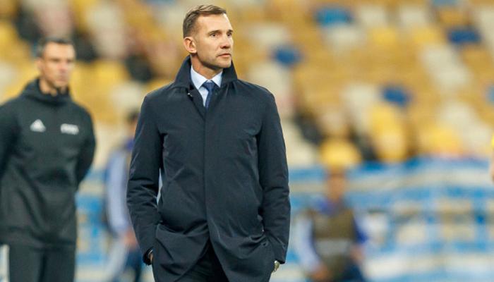 Шевченко: «Хотел бы тренировать в Италии. После Евро рассмотрю варианты»