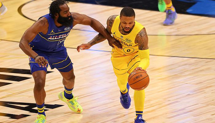 Команда ЛеБрона з 170 очками перемогла команду Дюранта в Матчі всіх зірок НБА
