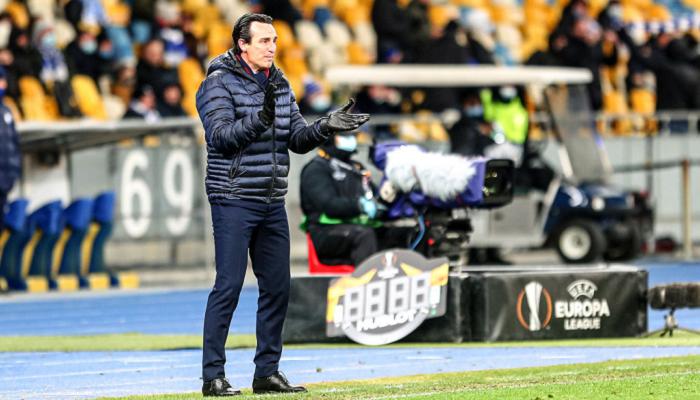 Эмери: «Мы просматриваем матчи Динамо в УПЛ и Лиге Европы. Чтобы выиграть, нужно уважать соперника»