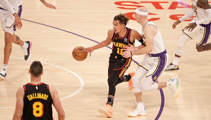 НБА: Атланта виграла у Лейкерс, перемоги Мемфіса, Філадельфії, Мілуокі та Кліпперс