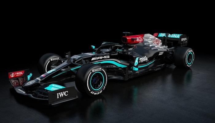 Мерседес представив новий болід на майбутній сезон Формули 1