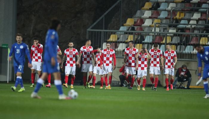 Хорватія оголосила список гравців на Євро-2020. Екс-захисник Динамо Віда – в списку