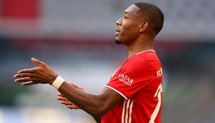Алаба повторив рекорд Рібері за матчами за Баварію серед іноземних футболістів