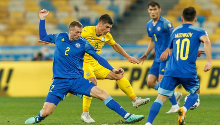 Телеканал Украина смотреть видеотрансляцию матча Украина — Бахрейн