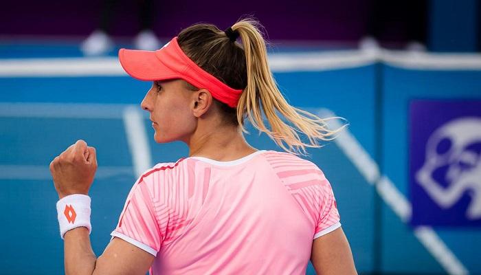 Цуренко вылетела в первом раунде турнира в Монтеррее