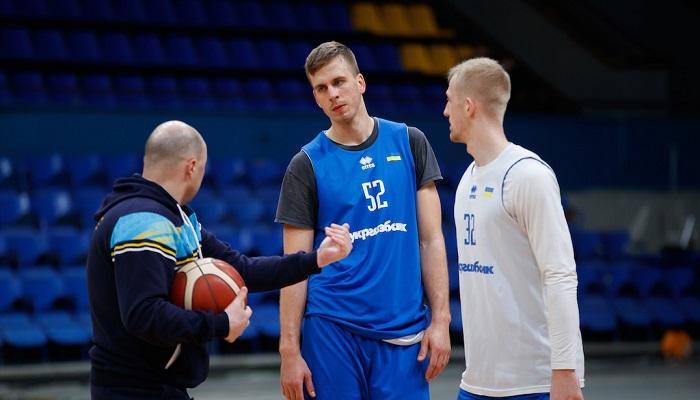 Украина поднялась на 28-е место в рейтинге сборных ФИБА