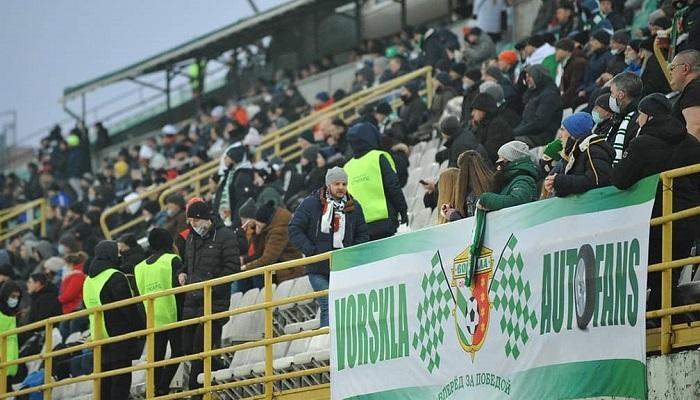 Гостевой матч Ворсклы против КуПСа в Лиге конференций рассудят арбитры из Беларуси